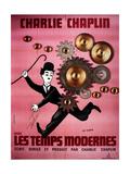 Les Temps Modernes Modern Times De Charleschaplin Avec Charlie Chaplin  1936
