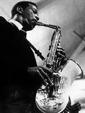 Saxophoniste Ornette Coleman C 1959