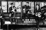 """The Quarrymen"" in Hamburg  Germany in 1961"