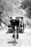 Tour De France 1929  13th Leg Cannes/Nice on July 16 : Benoit Faure on the Braus Pass
