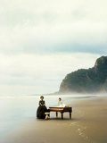 La Lecon De Piano the Piano De Jane Campion Avec Holly Hunter  Anna Paquin  1993 (Palmed'Or1993)