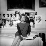 Olga Georges Picot (French Actress)  1962