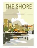 The Shore - Dave Thompson Contemporary Travel Print