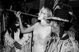 "Actress Carroll Baker at the Premiere of the Film ""Cheyenne Autumn""  Paris  29 October 1964"