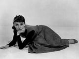 Sabrina De Billywilder Avec Audrey Hepburn (Robe Givenchy) 1954
