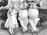 Alice Au Pays Des Merveilles Alice in Wonderland (Aka Alice Trough the Looking Glass)  1933
