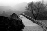 The Great Wall of China  Photo Taken on February 2001