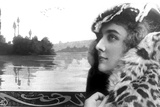 Alice Dufrene  French Actress  C 1900