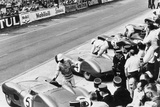 Start of the Le Mans 24 Hours  France  1959