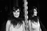 "Daniele Evenou During a Party Given by Florence Grinda at the Club ""Le Prive""  Paris  17 June 1974"