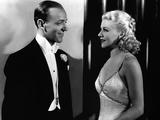 Sur Les Ailes De La Danse Swing Time De Georgestevens Avec Fred Astaire Et Ginger Rogers 1936