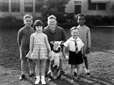 Serie Televisee Les Petites Canailles Little Rascals  C 1930