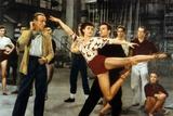 Tous En Scene the Band Wagon De Vincente Minnelli Avec Cyd Charisse  Fred Astaire  1953