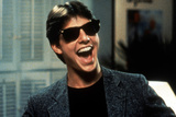 Risky Business De Paulbrickman Avec Tom Cruise (Lunettes Noires Ray Ban Wayfarer) 1983
