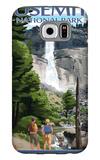 The Mist Trail - Yosemite National Park  California
