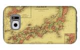 Japan - Panoramic Map