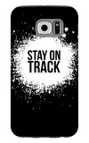 Stay on Track Black
