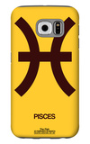 Pisces Zodiac Sign Brown