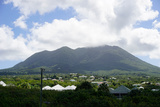 Mount Nevis  Nevis  St Kitts and Nevis  Leeward Islands  West Indies  Caribbean  Central America