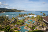 Turtle Bay Resort  North Shore  Oahu  Hawaii  United States of America  Pacific