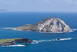 Rabbit Island  Waimanalo Bay  Windward Coast  Oahu  Hawaii  United States of America  Pacific