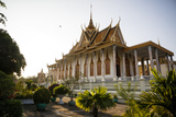 The Silver Pagoda  Royal Palace  Phnom Penh  Cambodia  Indochina  Southeast Asia  Asia