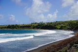 Atlantic Coast  St Kitts  St Kitts and Nevis