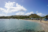 Lion Rock Beach  St Kitts  St Kitts and Nevis