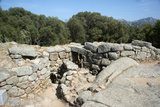 Nuraghe Albucciu  Dating from 1600 Bc  Near Arzachena  Sardinia  Italy