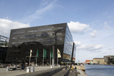 The Black Diamond Building  Housing the Royal Library  Copenhagen  Denmark  Scandinavia  Europe