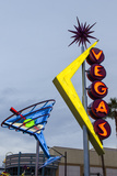 Oscar's Neon Martini Glass and Vegas Neon Signs