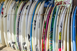 Surf Shop in Haleiwa  North Shore Oahu  Hawaii  United States of America  Pacific