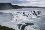 Gullfoss Waterfall  Golden Circle  Iceland  Polar Regions