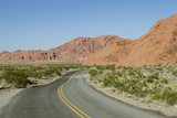 Valley of Fire State Park Outside Las Vegas  Nevada  United States of America  North America
