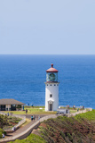 Historic Kilauea Lighthouse on Kilauea Point National Wildlife Refuge