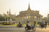 The Royal Palace  Phnom Penh  Cambodia  Indochina  Southeast Asia  Asia