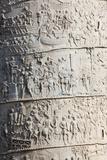 Detail from the Column of Trajan  Trajan Forum (Foro Traiano)  Rome  Lazio  Italy