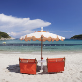 Fetovaia Beach  Island of Elba  Livorno Province  Tuscany  Italy