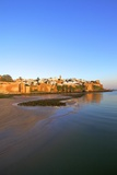 Oudaia Kasbah and Coastline  Rabat  Morocco  North Africa  Africa
