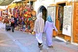 The Medina  Rabat  Morocco  North Africa  Africa