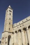 The 60M Tall Bell Tower of the Cathedral of St Nicholas the Pilgrim (San Nicola Pellegrino)
