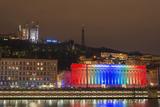 Fete Des Lumieres (Festival of Lights) Laser Show