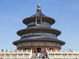 Hall of Prayer for Good Harvests  Temple of Heaven (Tian Tan)  Beijing  China