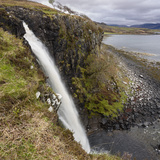 Eas Fors Waterfall  Near Ulva Ferry  Isle of Mull