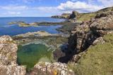 Cliffs around Treshnish Point