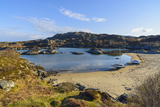 Ardtoe Beach  Ardnamurchan Peninsula  Lochaber  Highlands  Scotland  United Kingdom