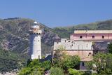 Lighthouse  Forte Stella  Portoferraio  Island of Elba  Livorno Province  Tuscany  Italy