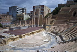 The Roman Theatre  Cartagena  Spain