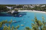Cala Galdana  Menorca  Balearic Islands  Spain  Mediterranean