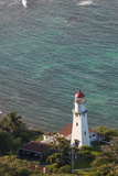 Diamond Head Lighthouse  Honolulu  Oahu  Hawaii  United States of America  Pacific